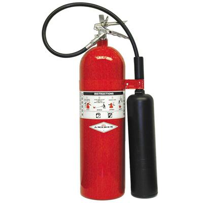 Hazmat Locker Accessories - fire extinguishers
